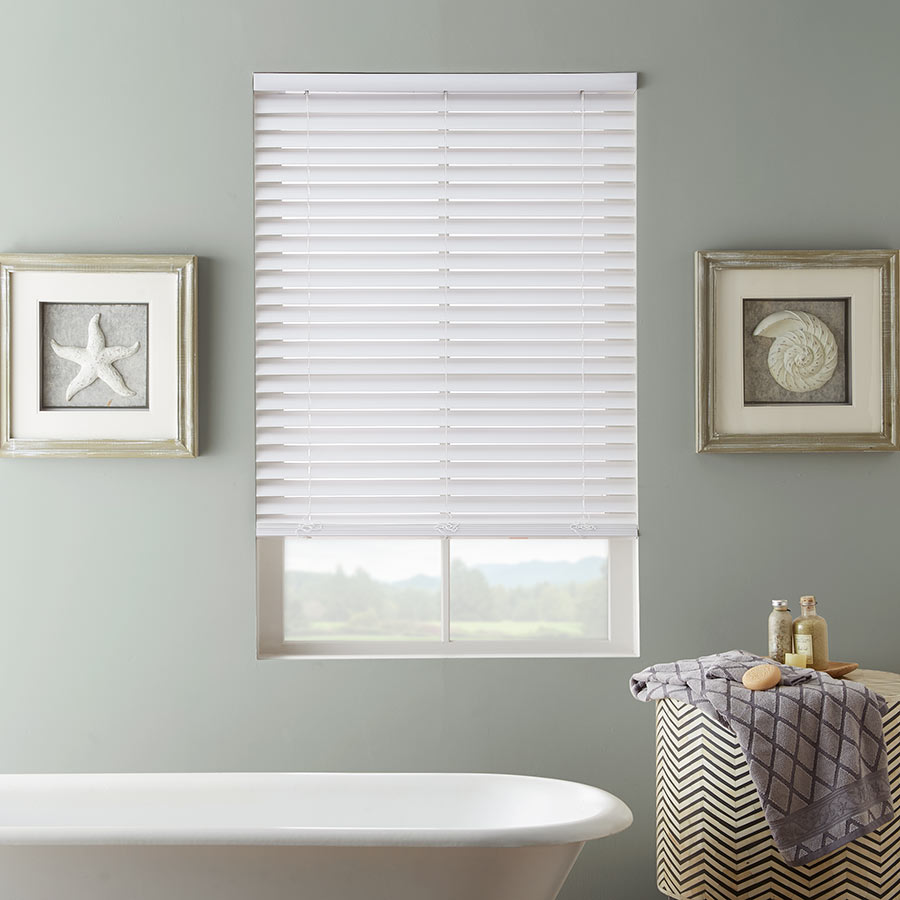 Stylish wooden blinds ideas 16