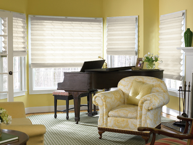 Stylish wooden blinds ideas 17