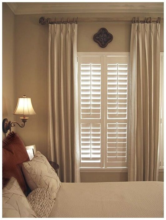 Stylish wooden blinds ideas 19