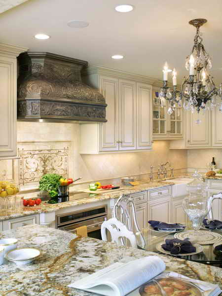 Traditional Kitchen Designs 2014