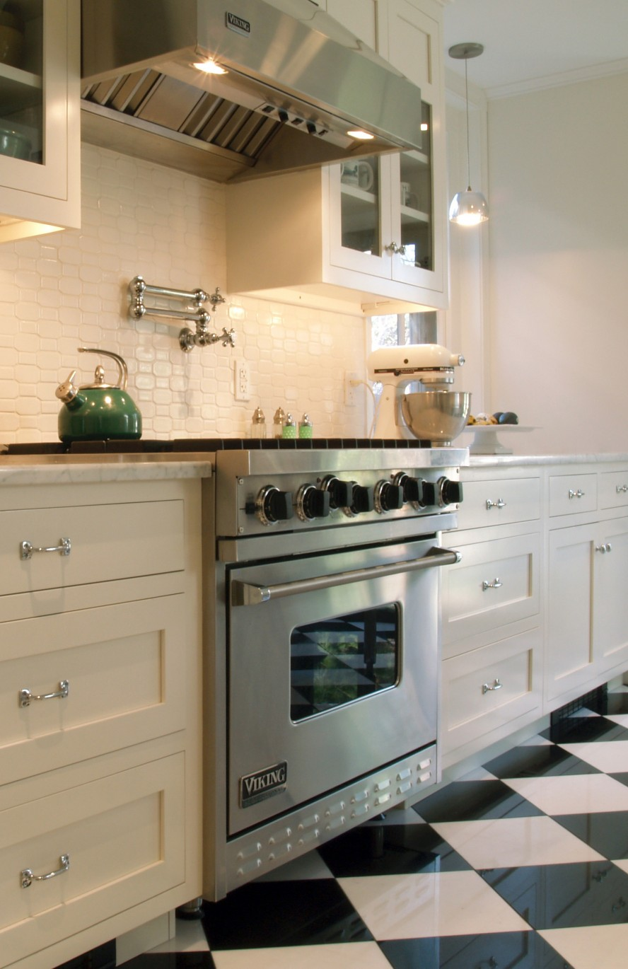 37 Beautiful White Kitchen Tiles