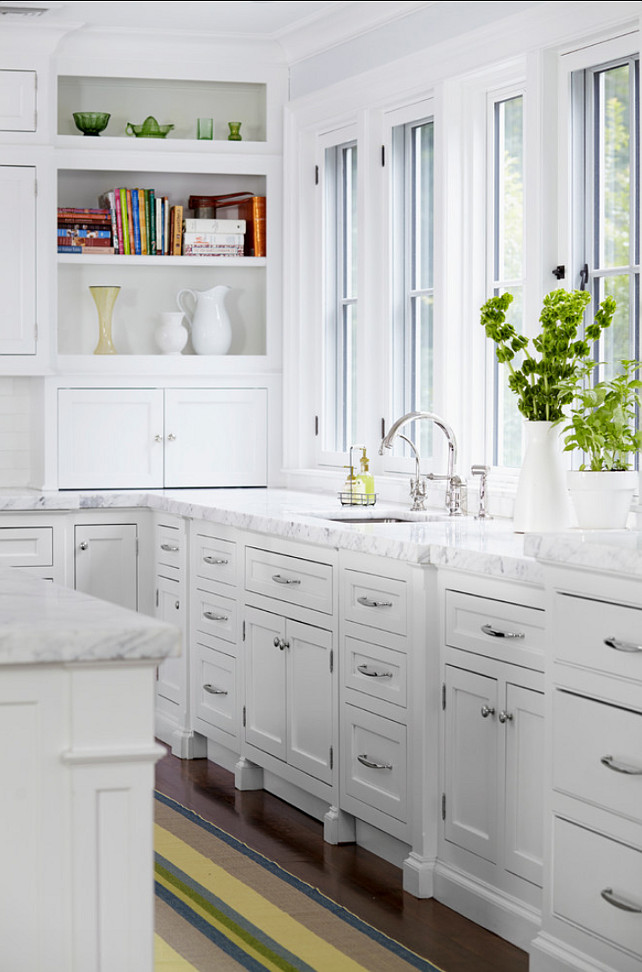 White Kitchen Cabinet Paint Colors Benjamin Moore