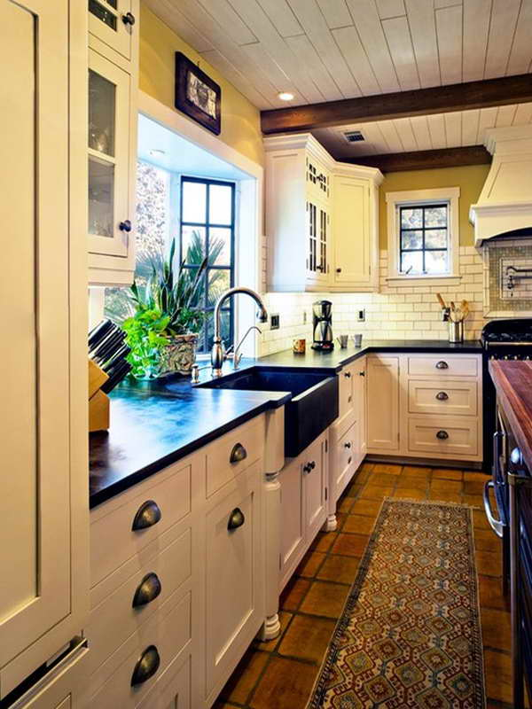 White Kitchen Cabinets Trend