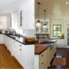 White Kitchen Countertops Feture
