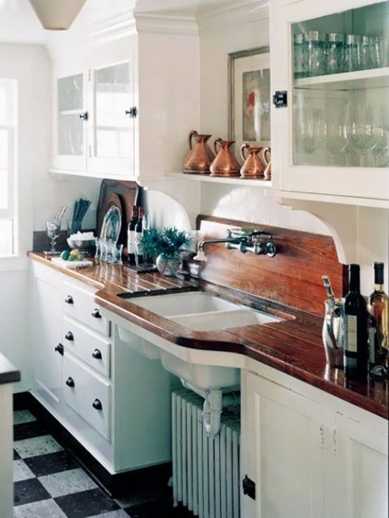 Wood Countertops for Kitchen Design