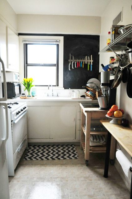 Apartment Therapy Small Kitchens