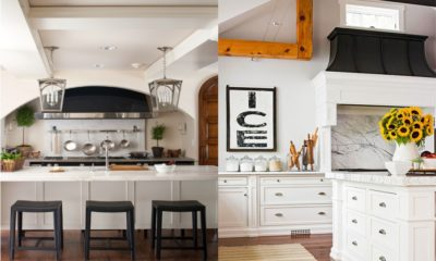 33 Beautiful Hood for White Kitchen