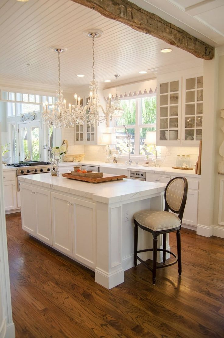 Benjamin Moore Ballet White Kitchen Cabinets