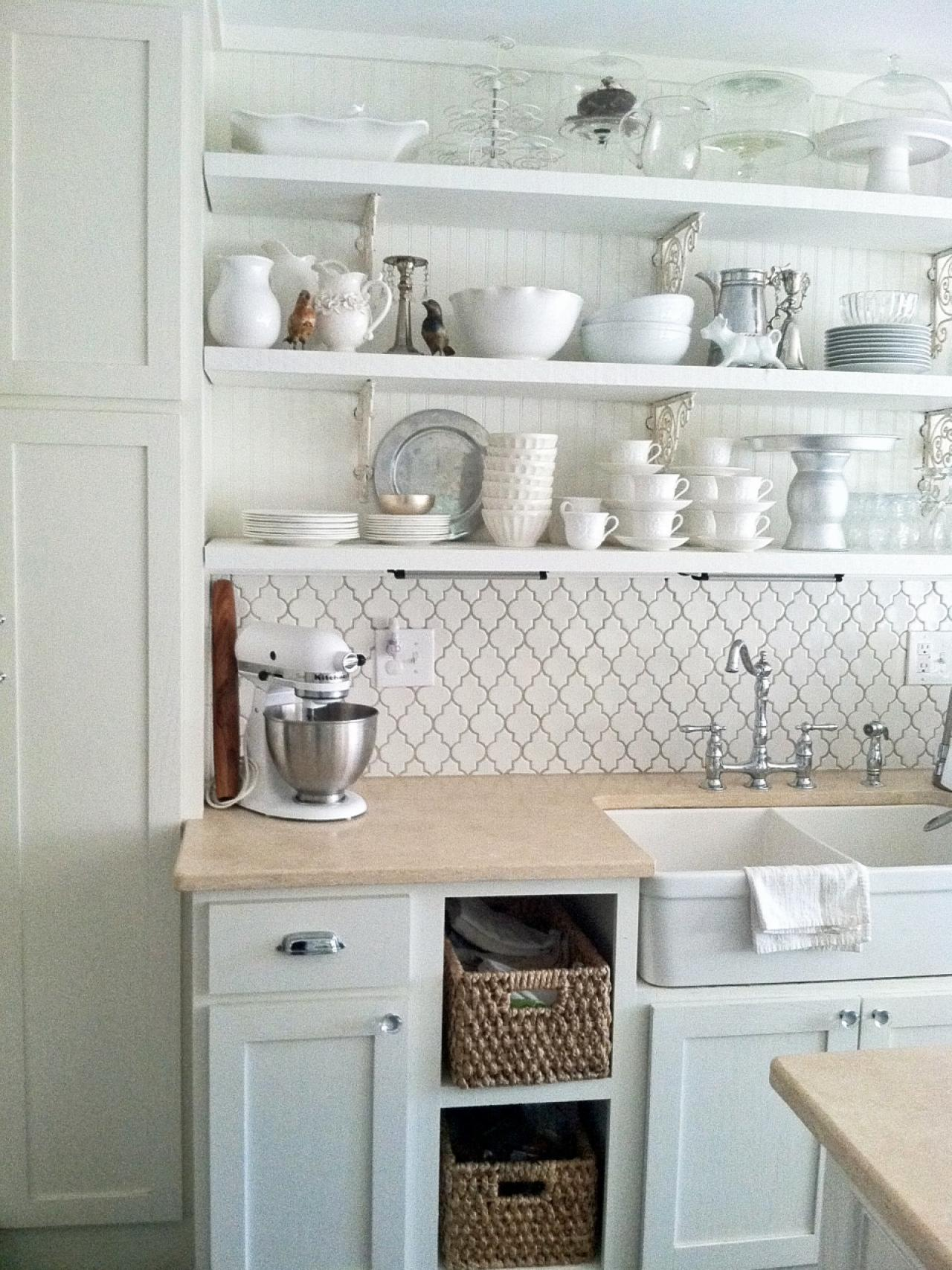 Cottage Kitchen Backsplash Ideas