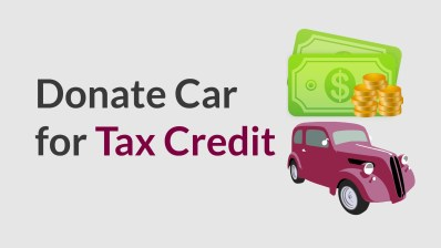 Donate car for tax credit 2018