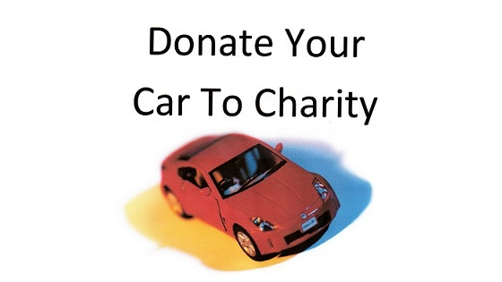 Donate car to charity California 12