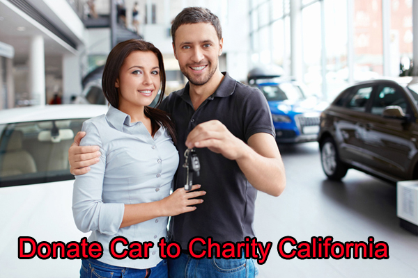 Donate car to charity California 14