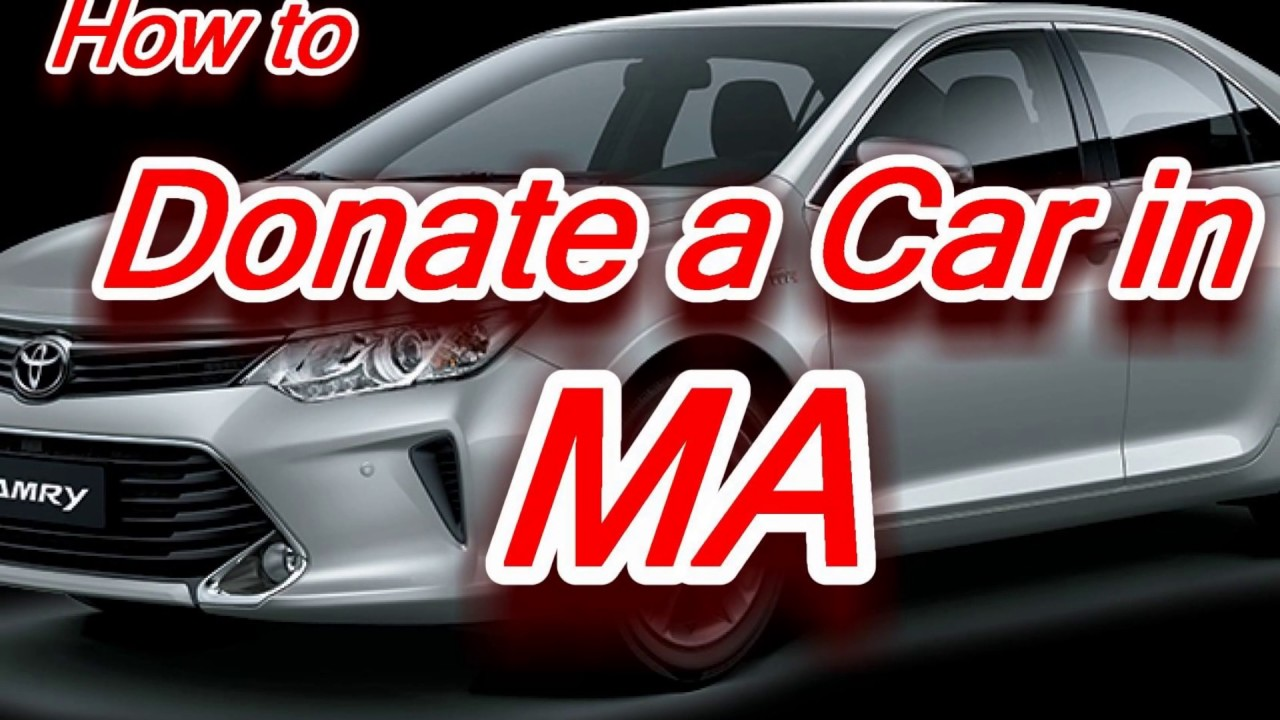 Donate car to charity California 21