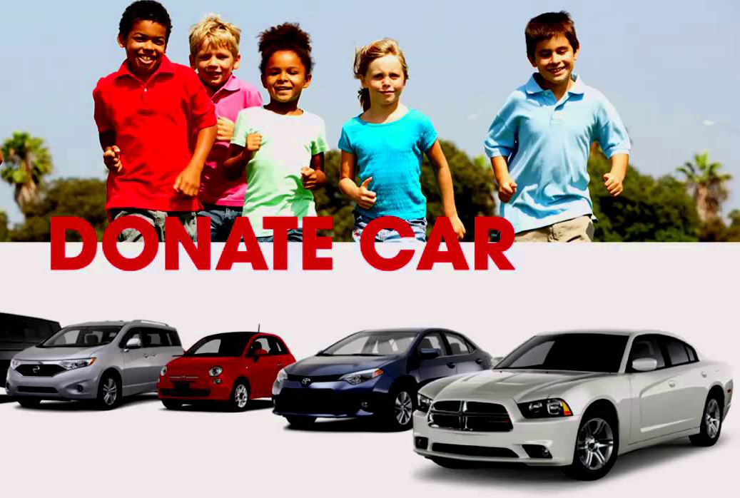 Donate car to charity California 5