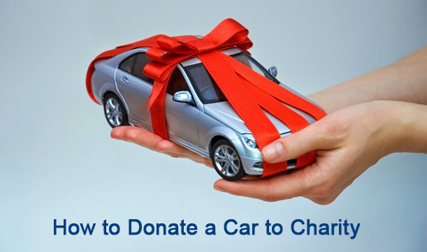 Donate car to charity California 8