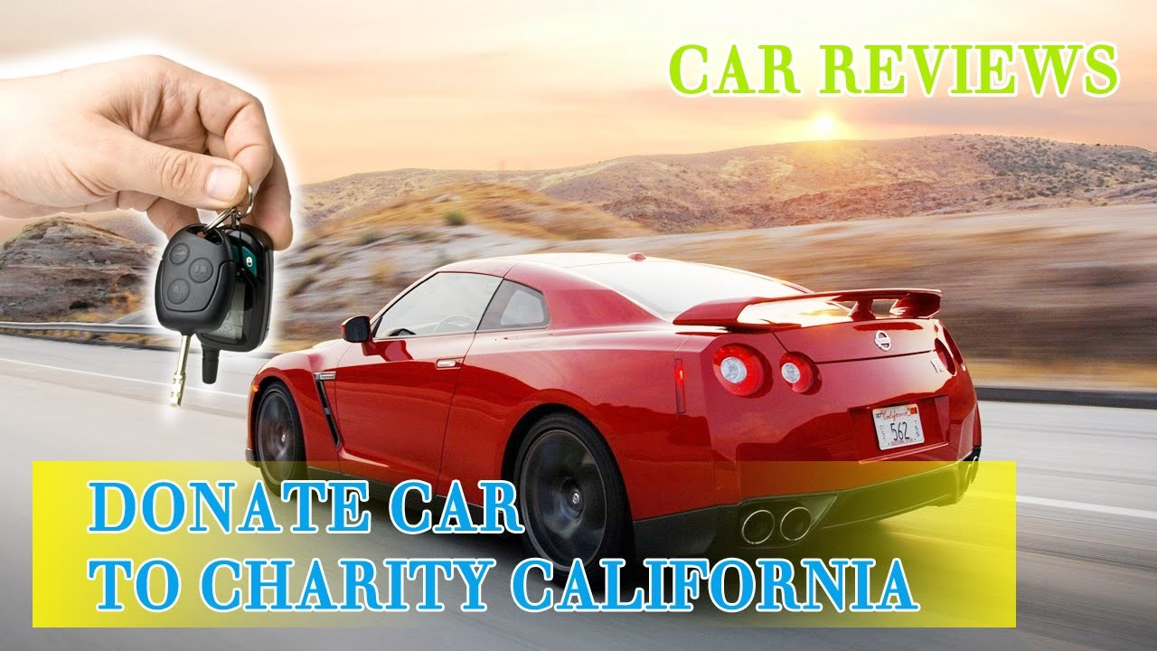 Donate to Car in California 1