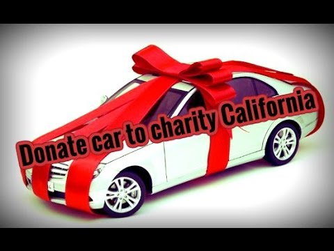 Donate to Car in California 18