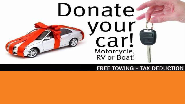 Donate your car Sacramento 8