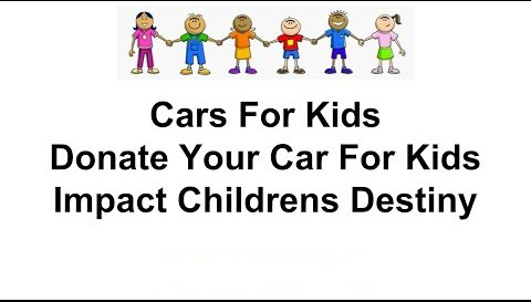 Donate your car for kids 12