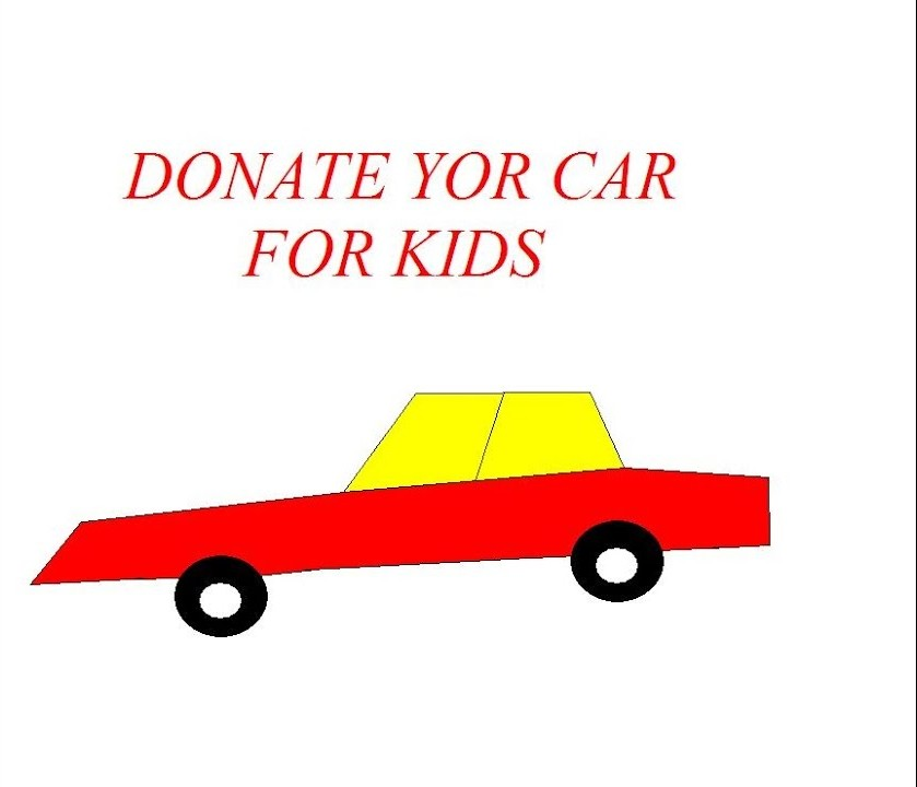 Donate your car for kids 19