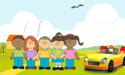 Donate your car for kids Feture