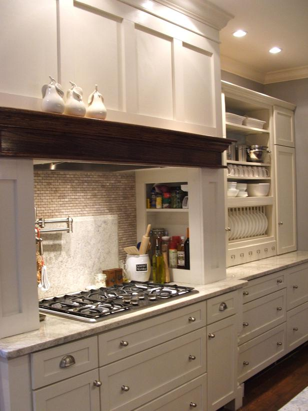 Kitchen Cabinet Range Hood