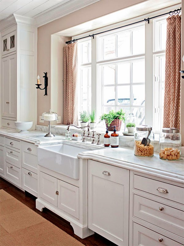 Kitchen Sink Window Ideas