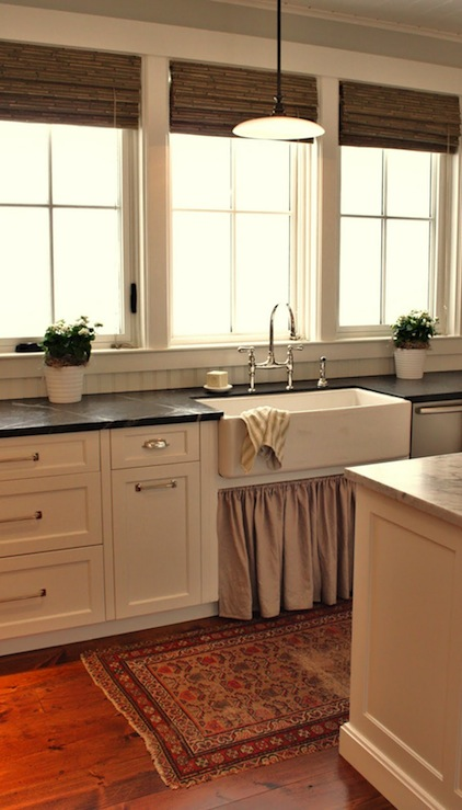 Soapstone Farmhouse Kitchen Sinks