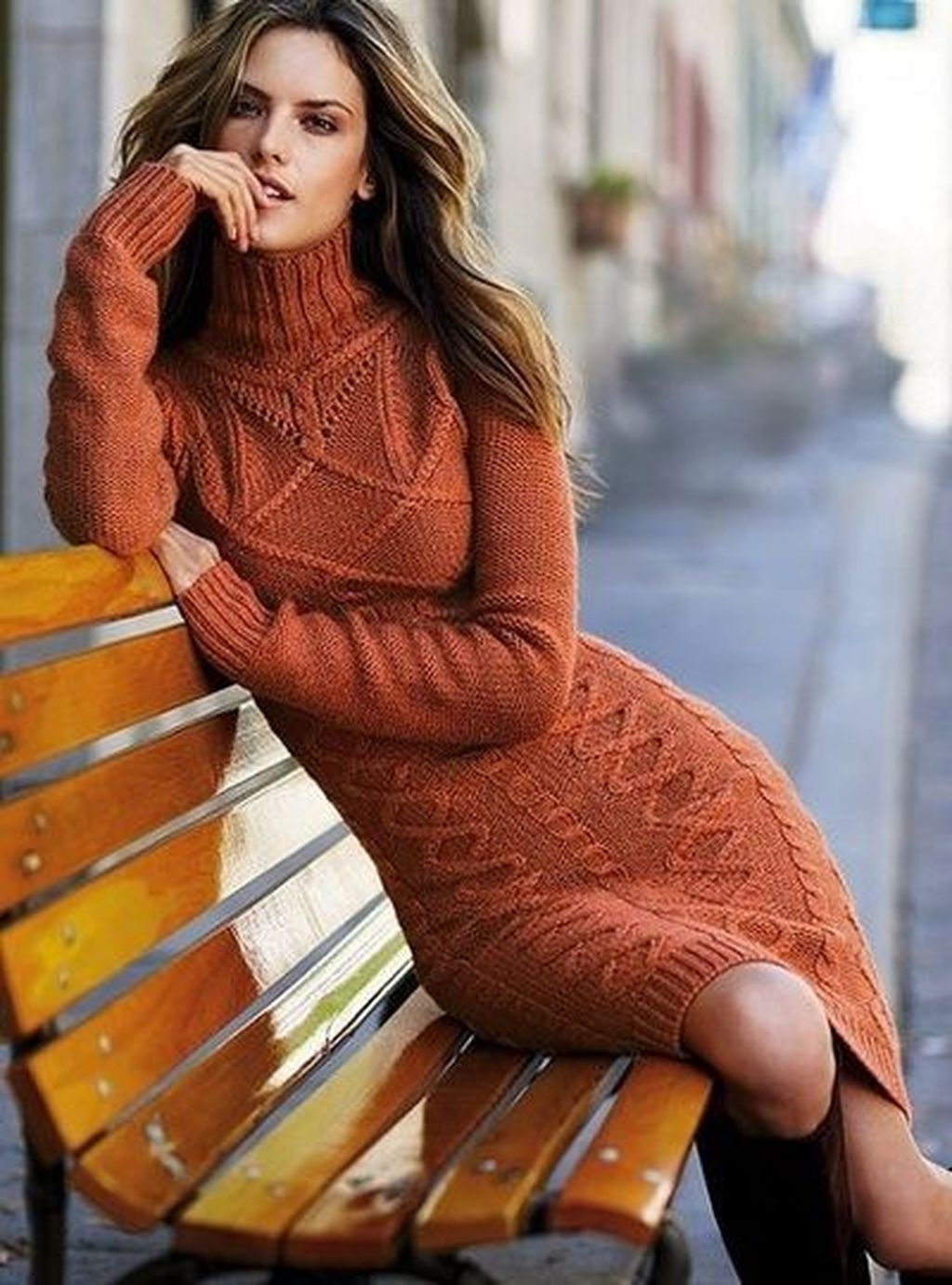Beautiful Orange outfit ideas 2018 9