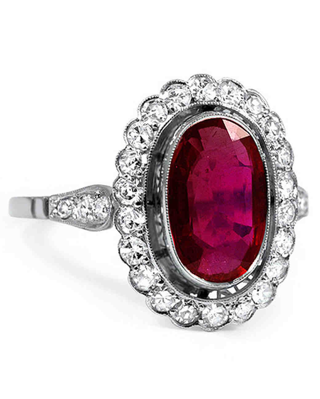 Beautiful Ruby Rings For The Ring Ceremony 11