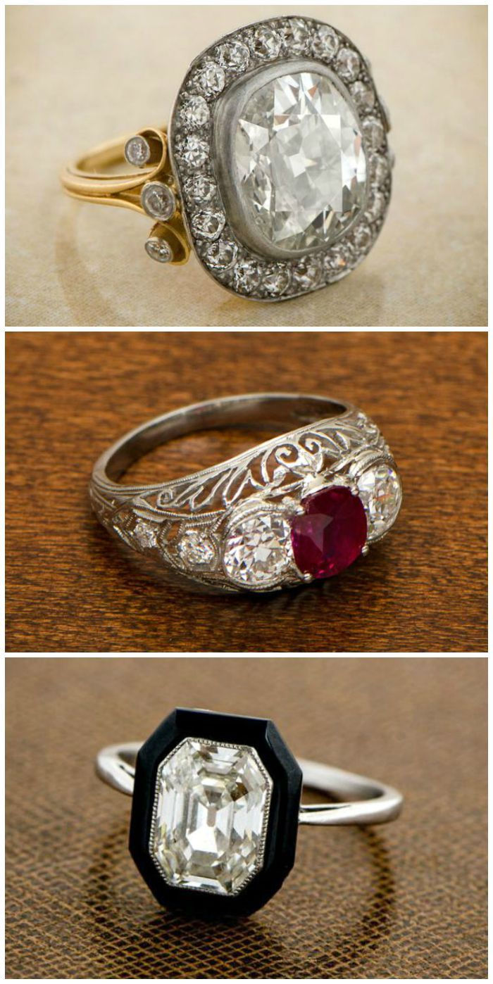 Beautiful Ruby Rings For The Ring Ceremony 13