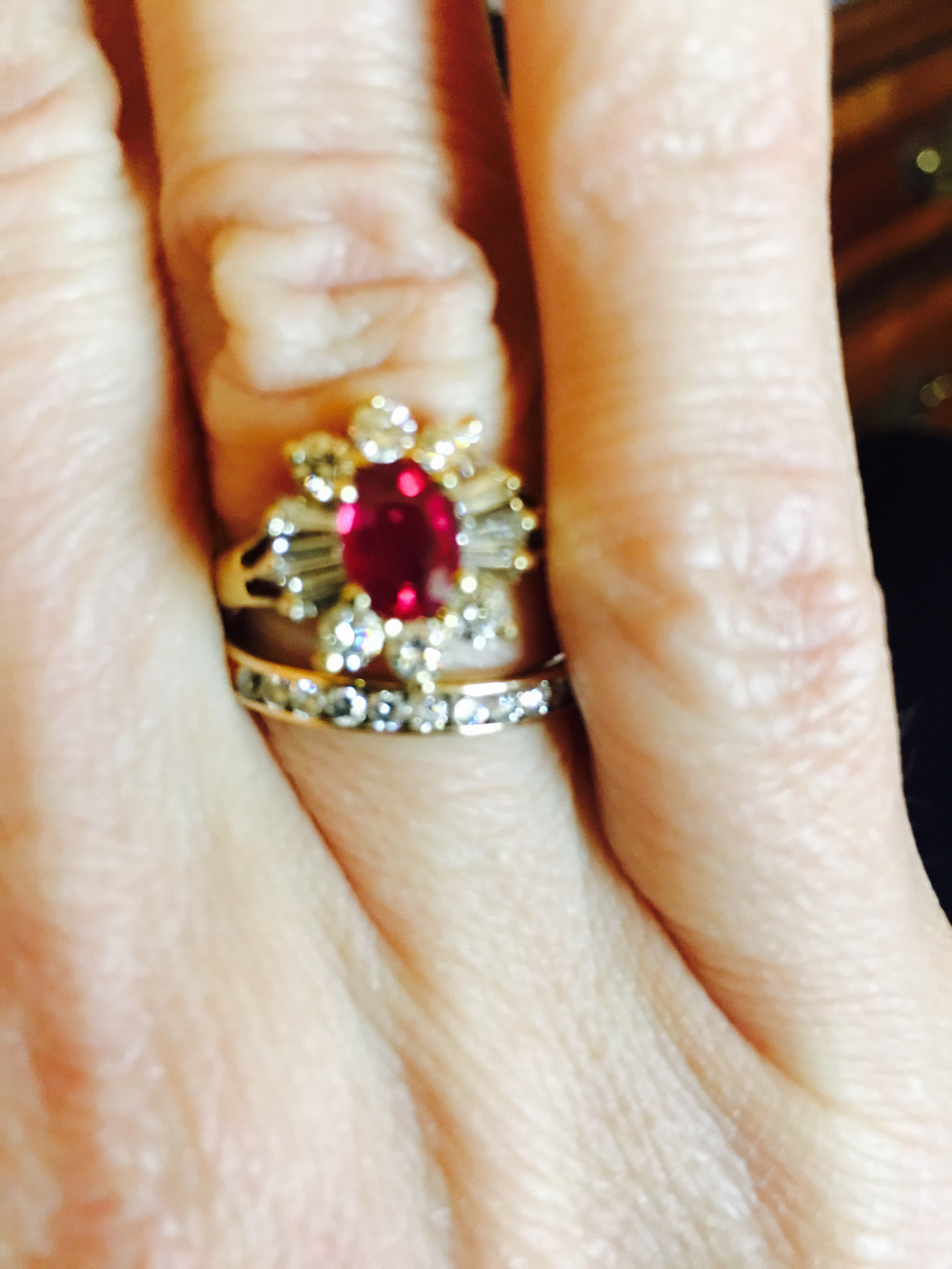 Beautiful Ruby Rings For The Ring Ceremony 15