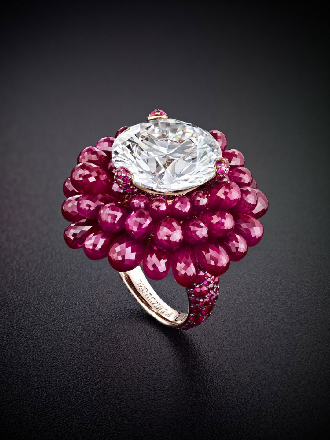Beautiful Ruby Rings For The Ring Ceremony 26
