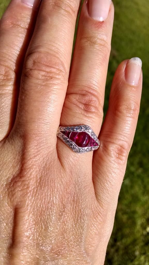 Beautiful Ruby Rings For The Ring Ceremony 3