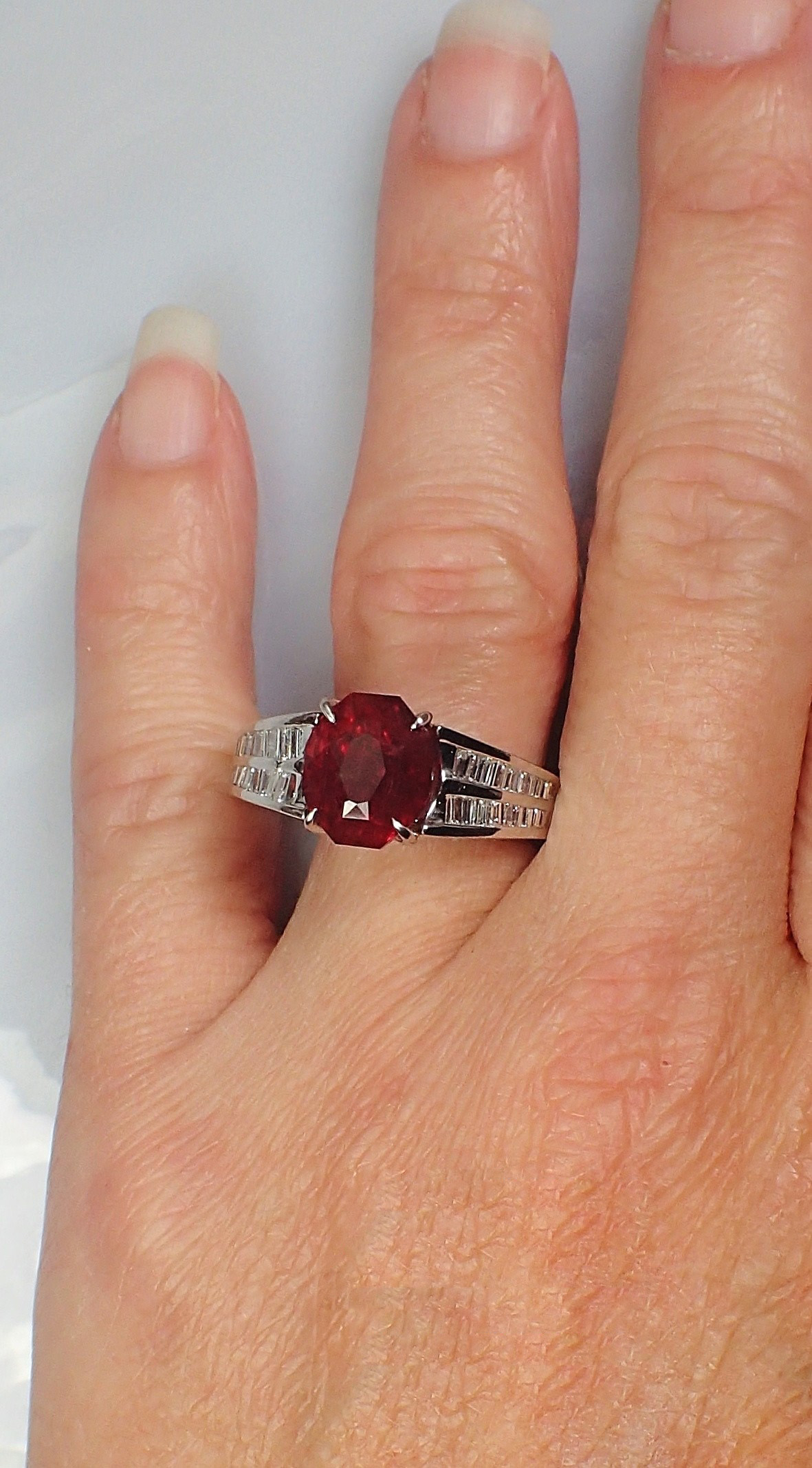 Beautiful Ruby Rings For The Ring Ceremony 32