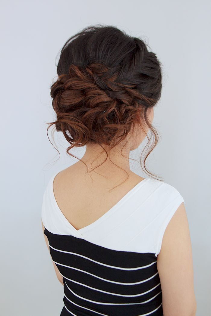 Beautiful Wedding updos for 2018 15