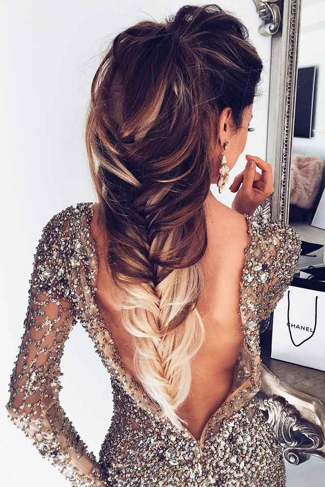 Beautiful Wedding updos for 2018 20