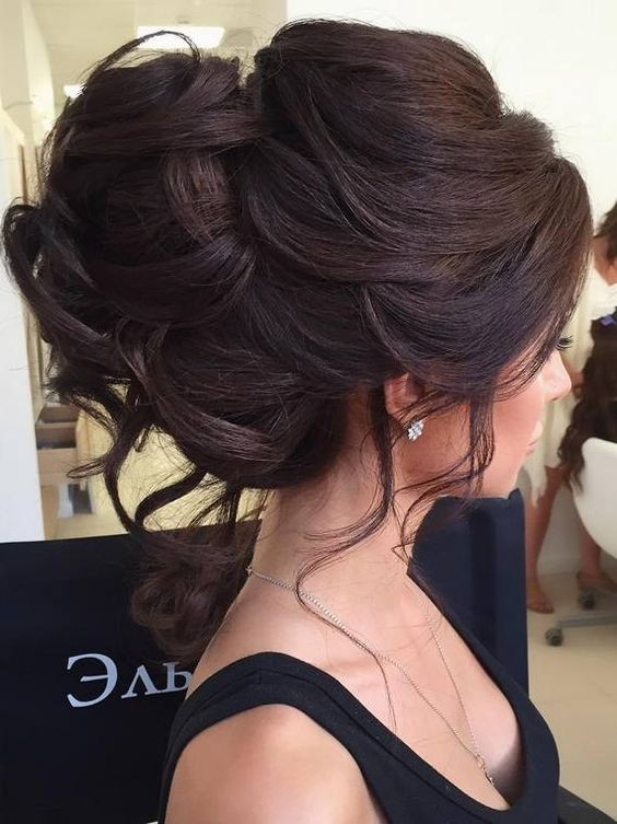 Beautiful Wedding updos for 2018 21