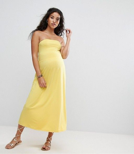 Beautiful yellow dresses this season 11
