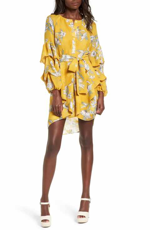 Beautiful yellow dresses this season 28