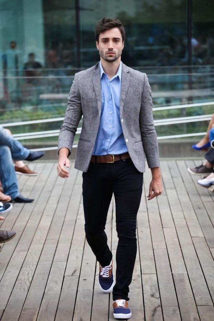 Best Men hairstyle with suits 2018 17