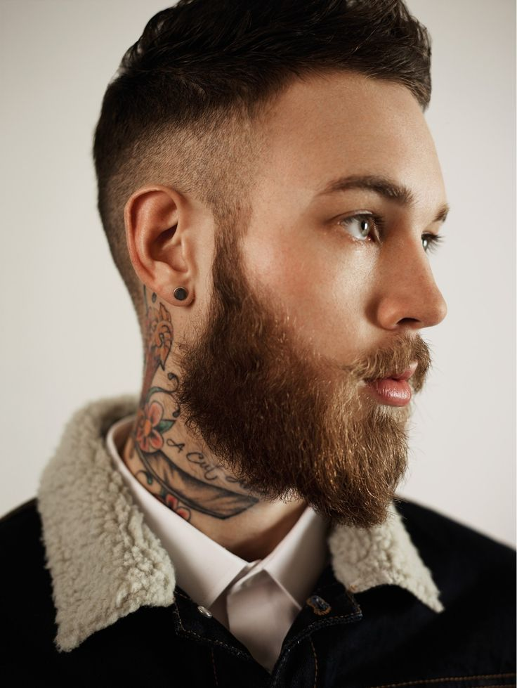 Best Men hairstyle with suits 2018 2