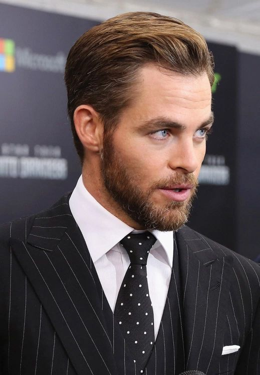 Best Men hairstyle with suits 2018 4