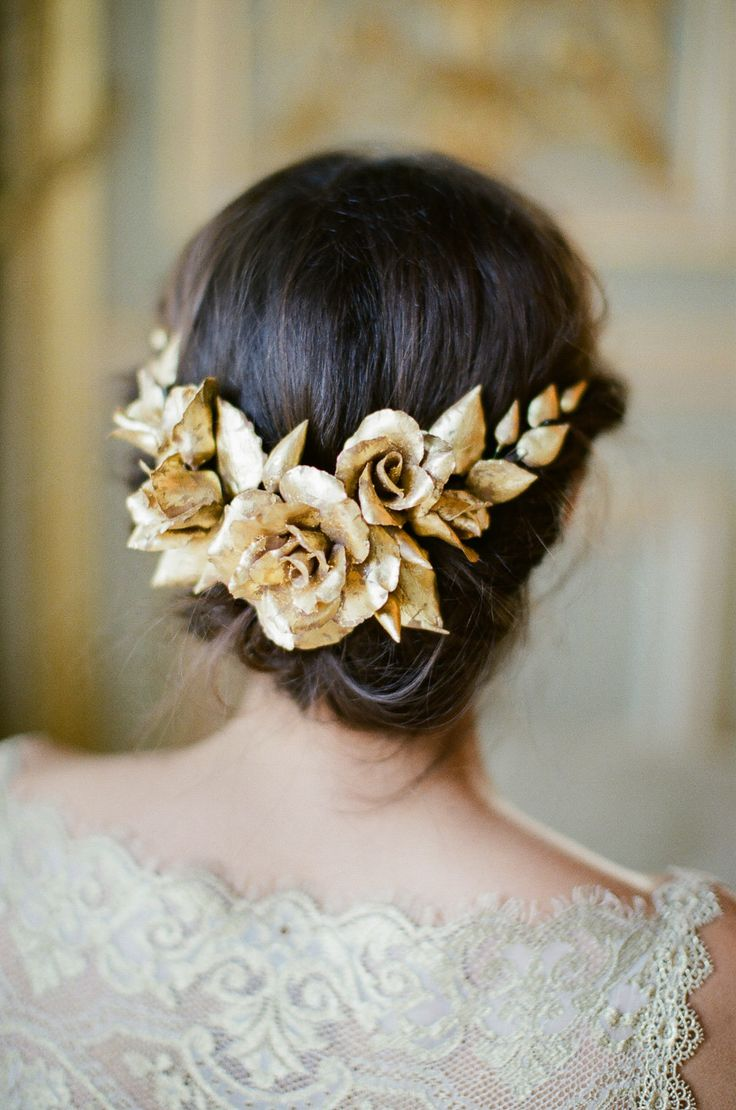 Amazing Floral hair accessories for holidays 2018 13