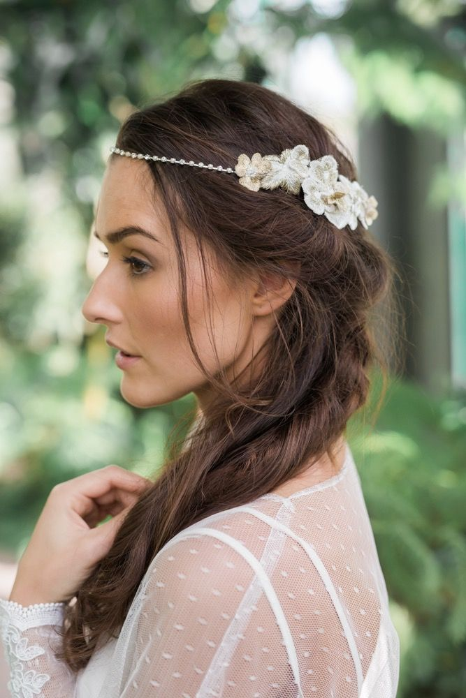 Amazing Floral hair accessories for holidays 2018 14