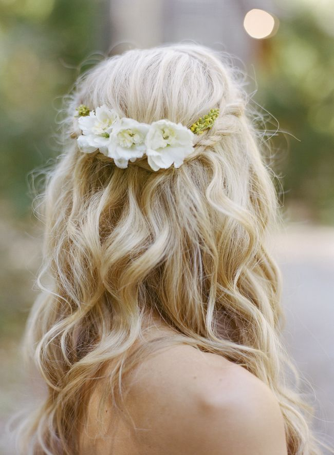 Amazing Floral hair accessories for holidays 2018 19