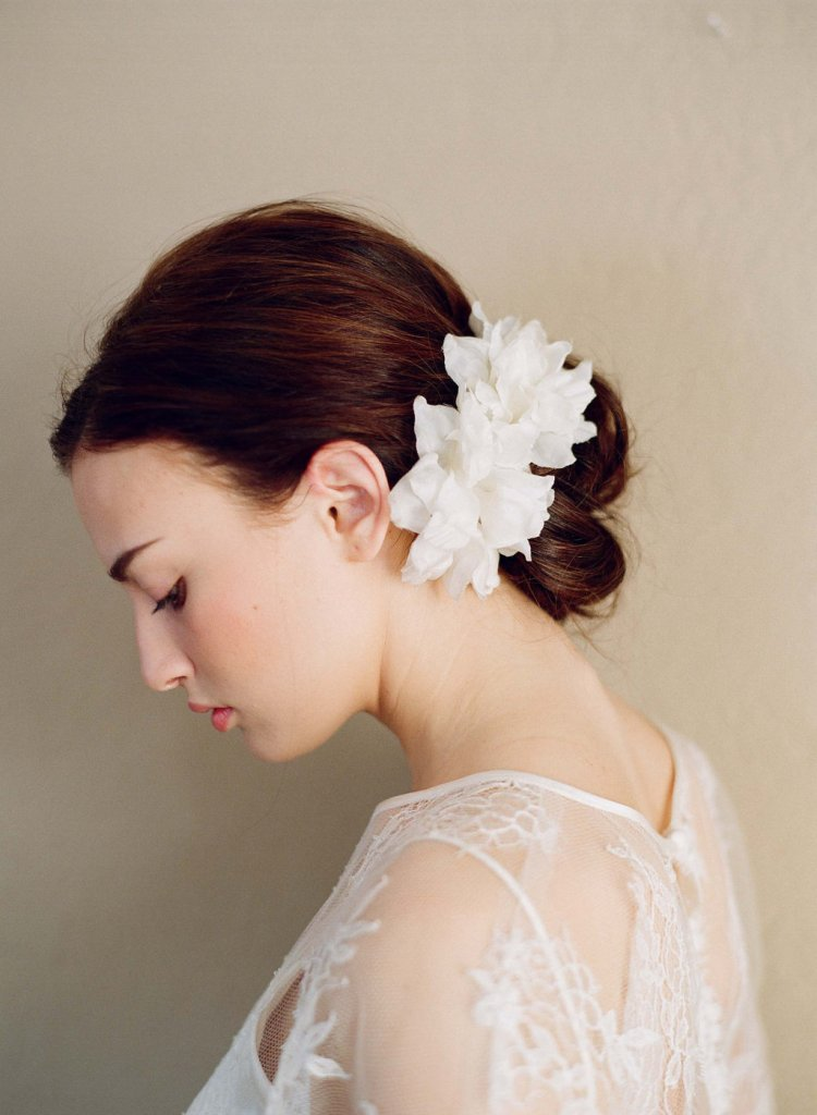 Amazing Floral hair accessories for holidays 2018 24