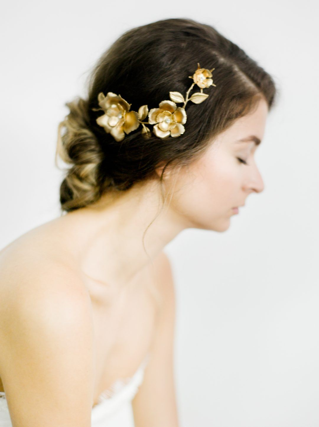 Amazing Floral hair accessories for holidays 2018 4