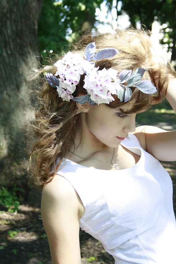 Amazing Floral hair accessories for holidays 2018 7