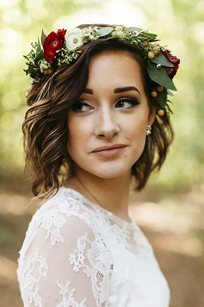 Amazing Floral hair accessories for holidays 2018 8